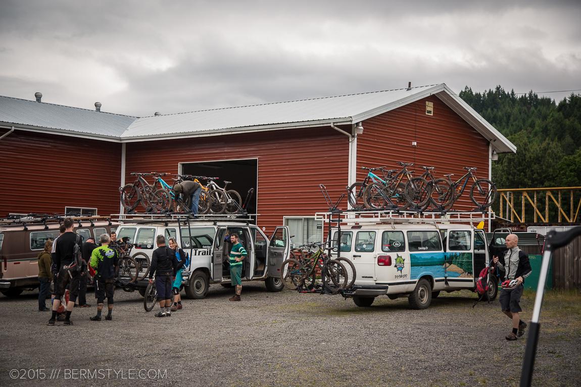 Oregon Adventures Vans