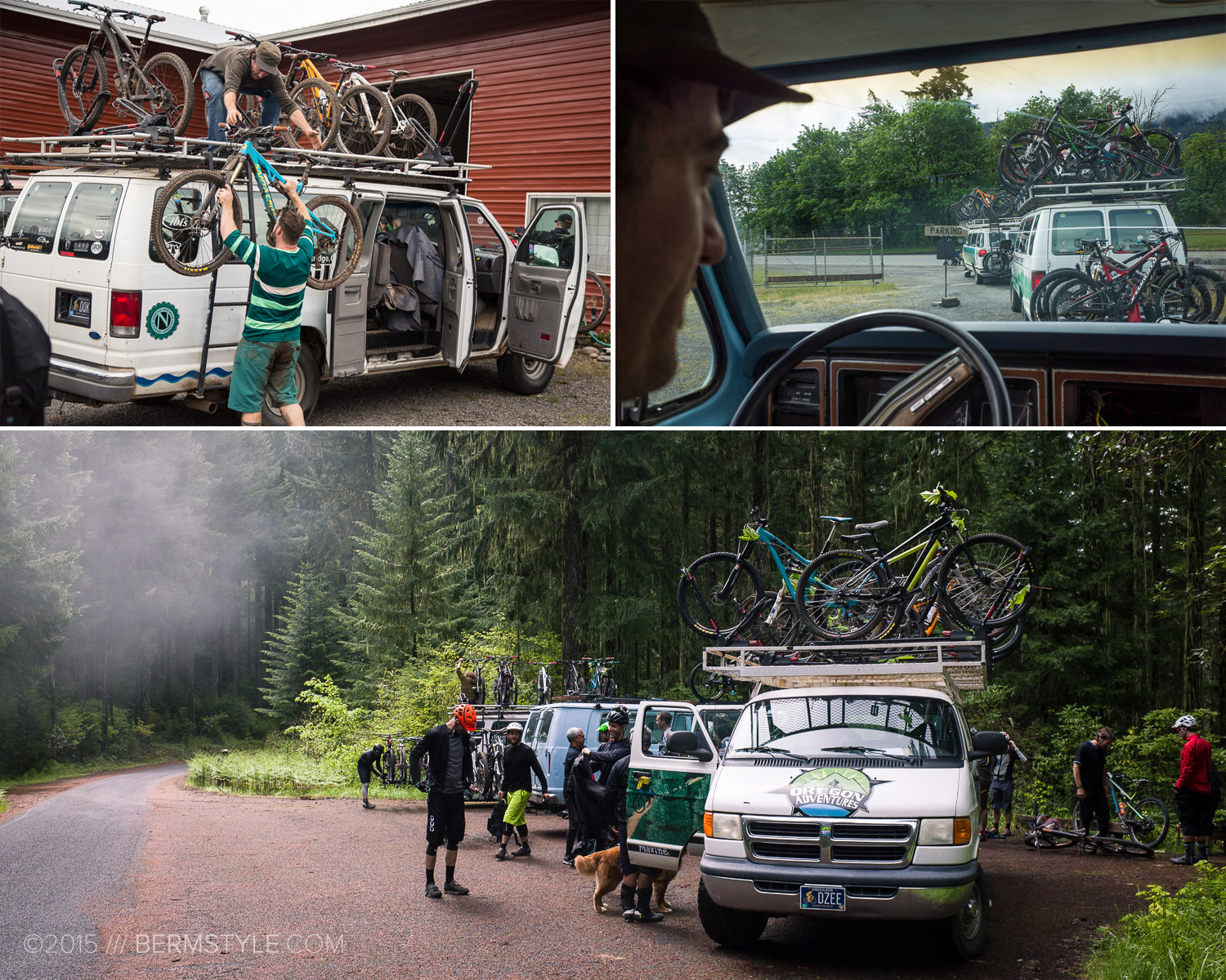 Oregon Adventures Shuttle Vans