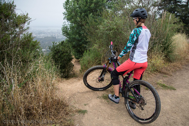 Troy Lee Designs Skyline Womens Off-Road BMX Cycling Shorts