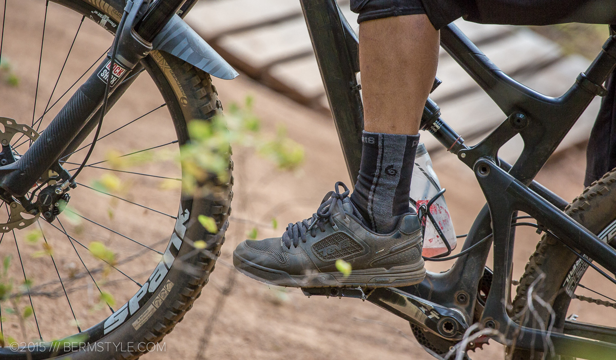 Cycling Rider Ultra Light 3/4 crew socks by Point 6. - Review: Point6 Merino Wool Socks