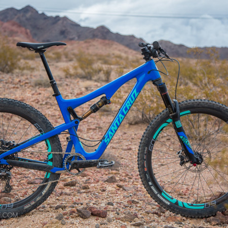 image for First Ride: 2016 Santa Cruz 5010