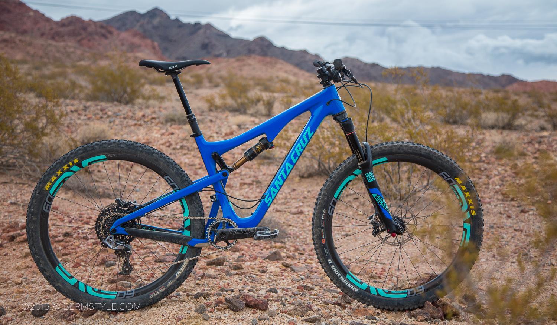 First Ride 2016 Santa Cruz 5010
