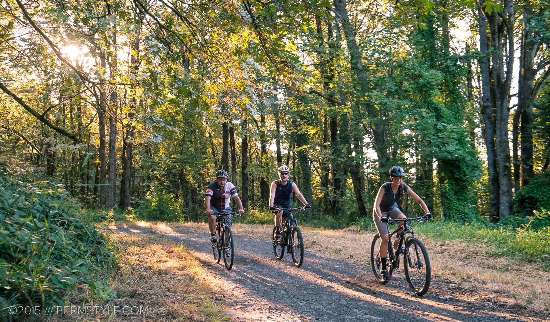 Redwood Vs Cedar >> Mountain Biking: Oakland vs. Portland
