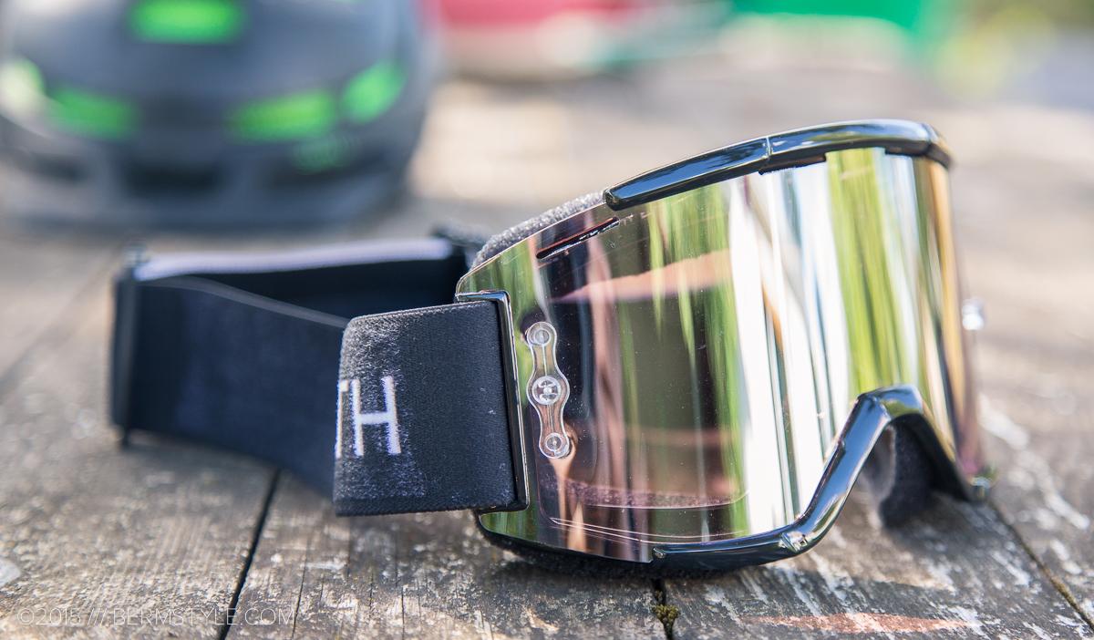 Smith Squad MTB Specific Goggles.