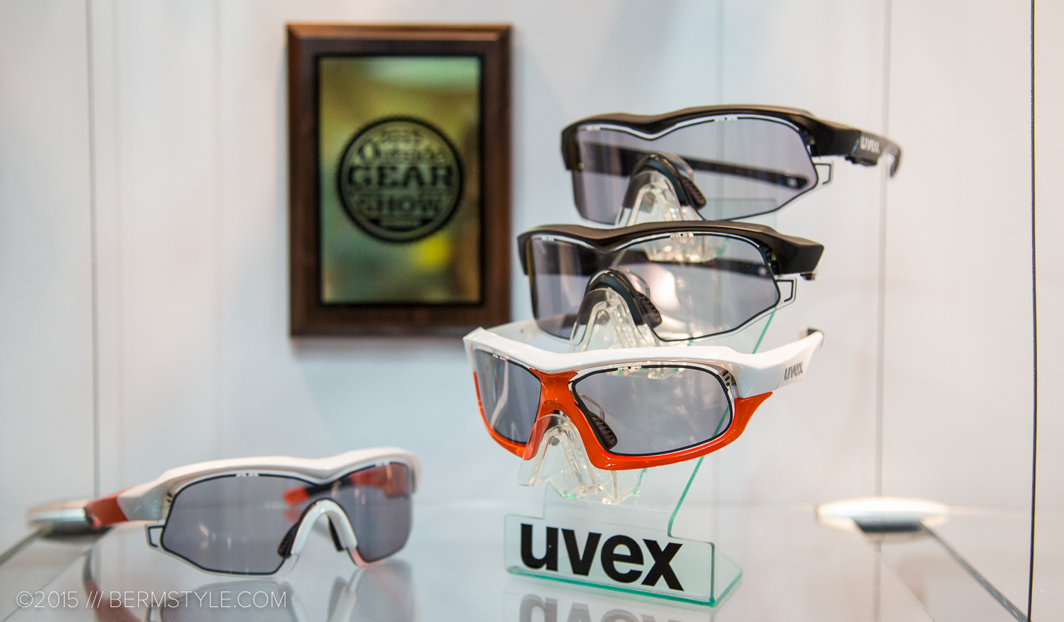 Uvex Variotronic Technology: Glasses and Goggles from the Future