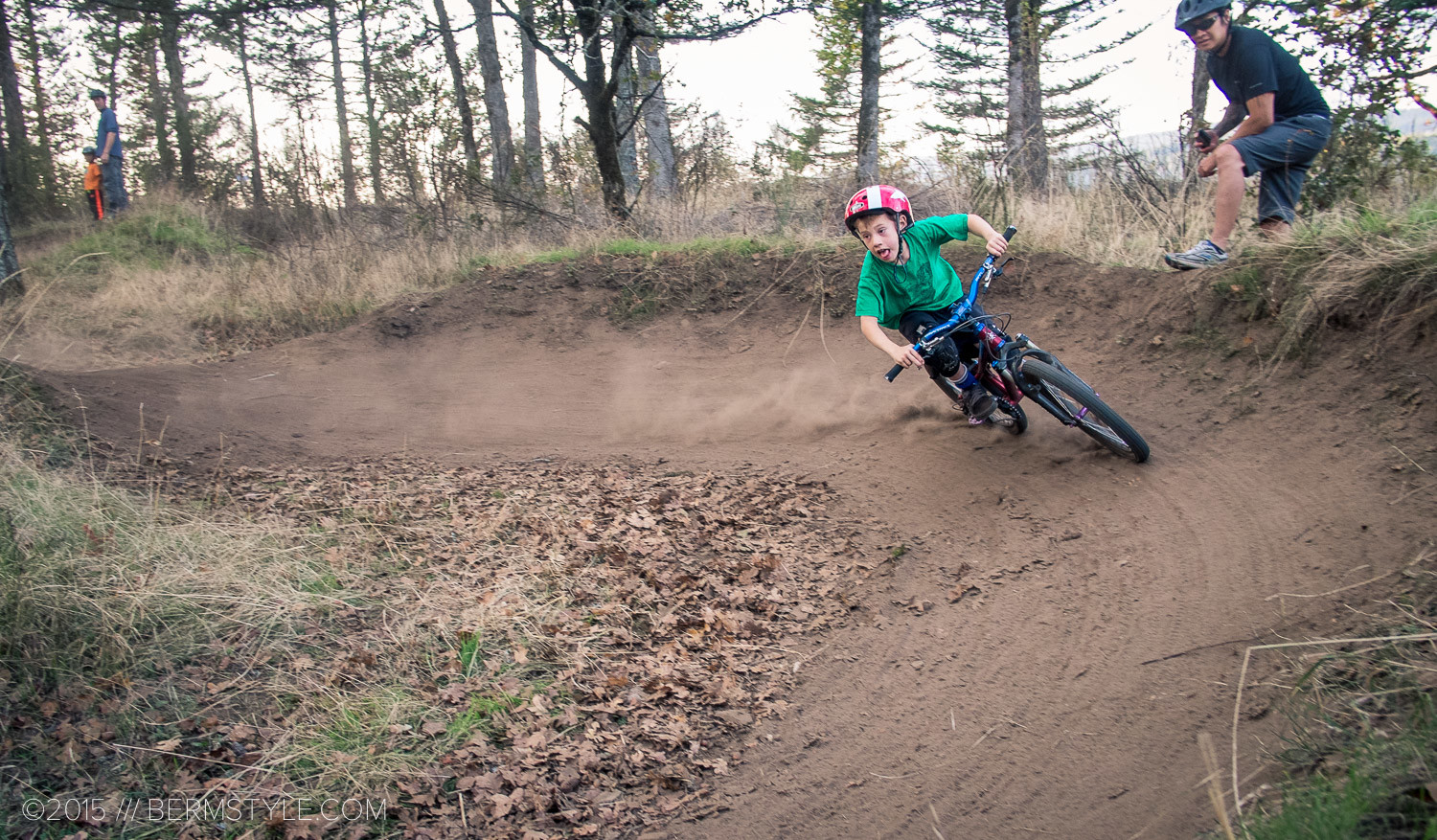 Take a Kid Mountain Biking Day – EasyCLIMB Trail, Cascade Locks