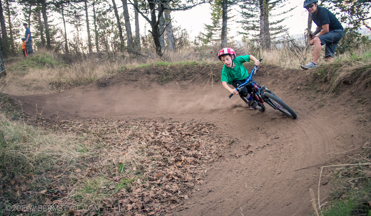 Racks By The Tracks >> Take a Kid Mountain Biking Day – EasyCLIMB Trail, Cascade Locks