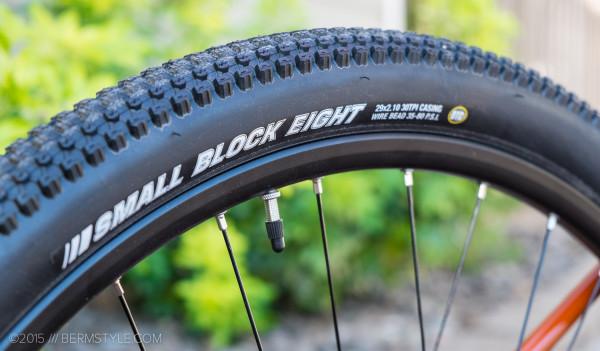 Kenda Small Block Eight tires