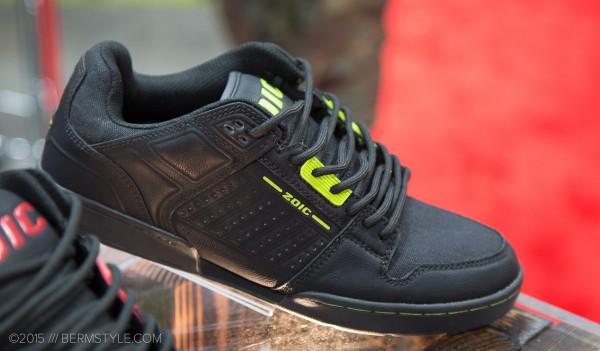 The Prophet flat pedal shoe.