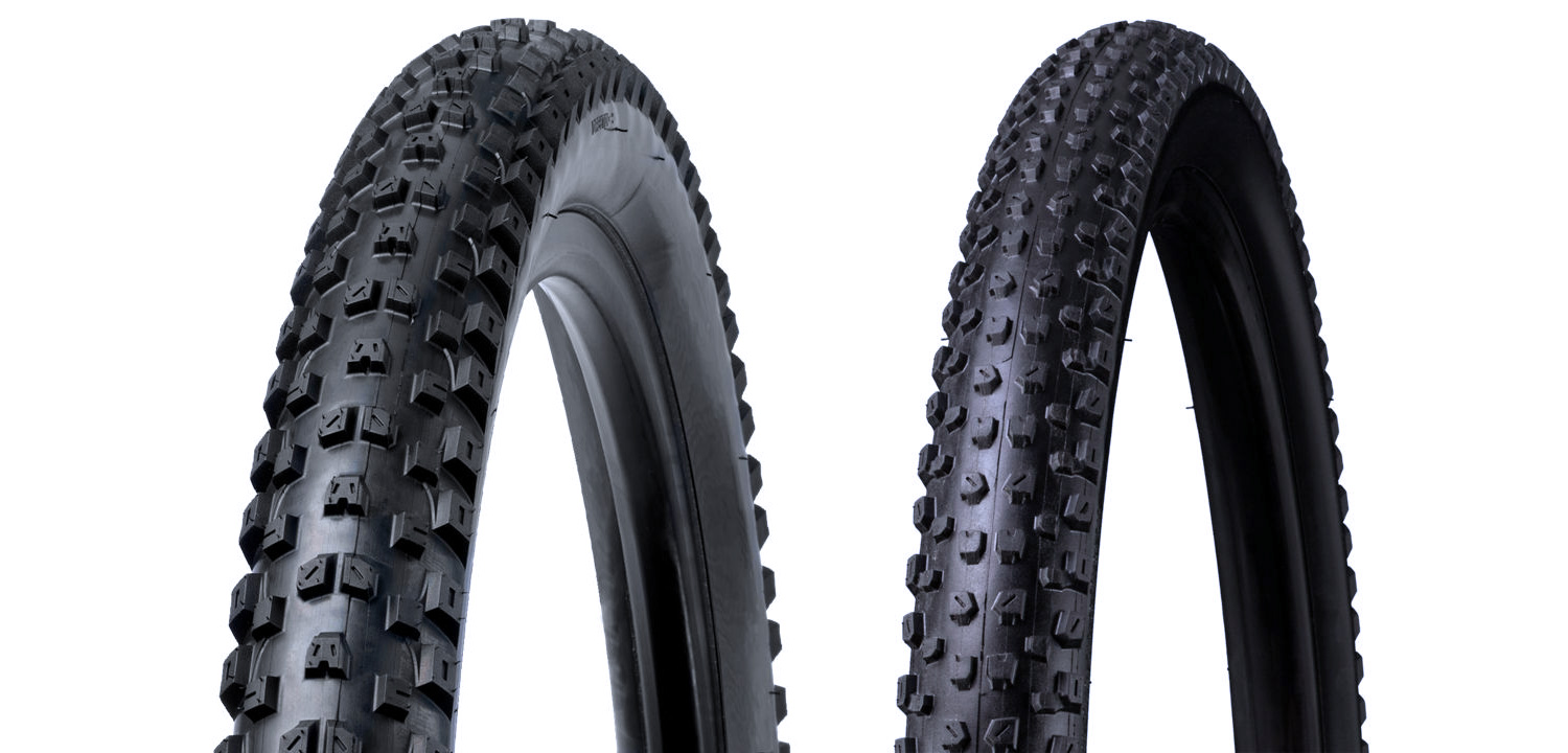 Bontrager XR 4 and XR3 team issue tires