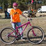 Bike Check: Melanie's Pink Pivot 429