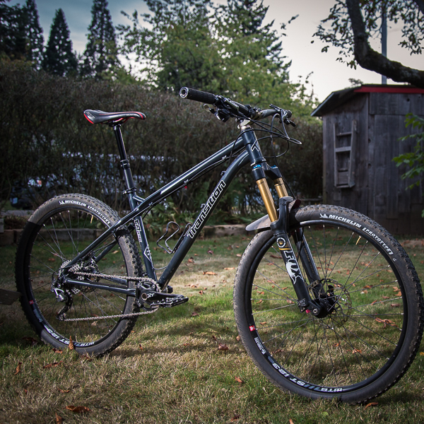 image for Review: Transition TransAM 27.5