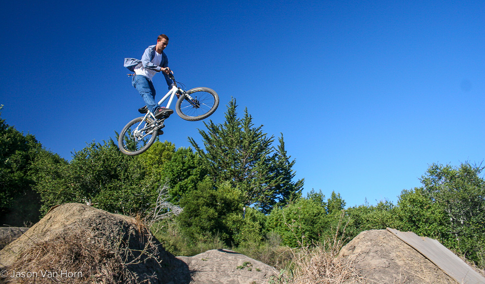 Marin vs. Mountain Bikes, Continued