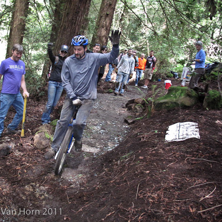 image for Poor Trail Marketing at Annadel?