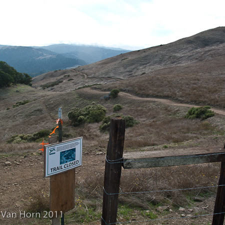image for 680 Trail Construction – Marin, CA