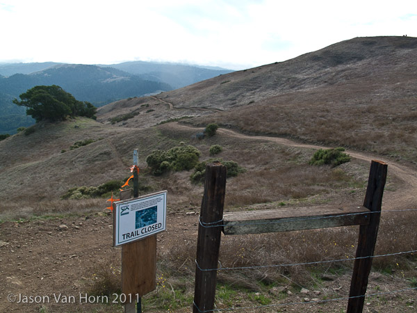 680 Trail Construction – Marin, CA