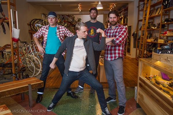 Bike Shops We Like: Huckleberry Bicycles (San Francisco)