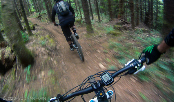 Trail Destination:The Sandy Ridge Trail System near Portland, OR