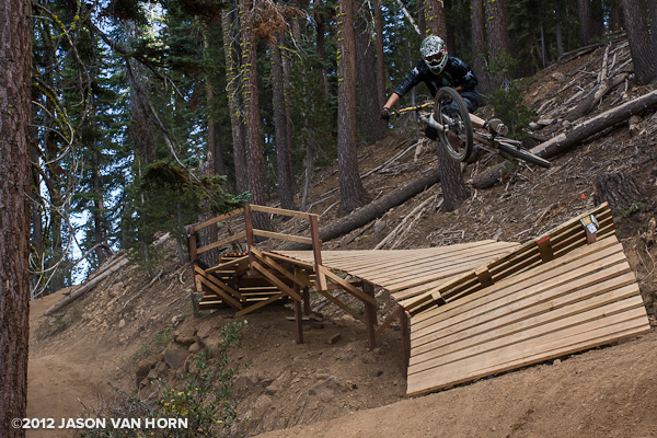 Northstar at Tahoe: the Gypsy Trail