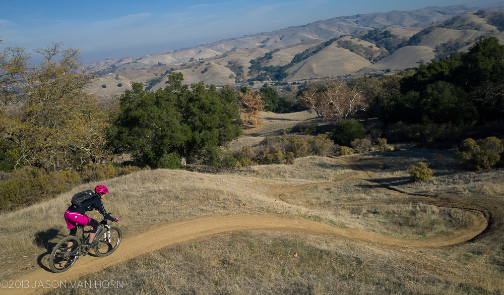 Bay Area Trail Rides: Pleasanton Ridge Regional Park