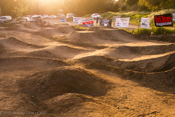 Rebuilt: the Aptos Pump Track
