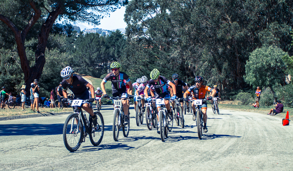 Short Track Racing in San Francisco's McLaren Park