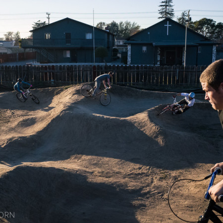 image for Santa Cruz, CA: Chanticleer Park Pump Track