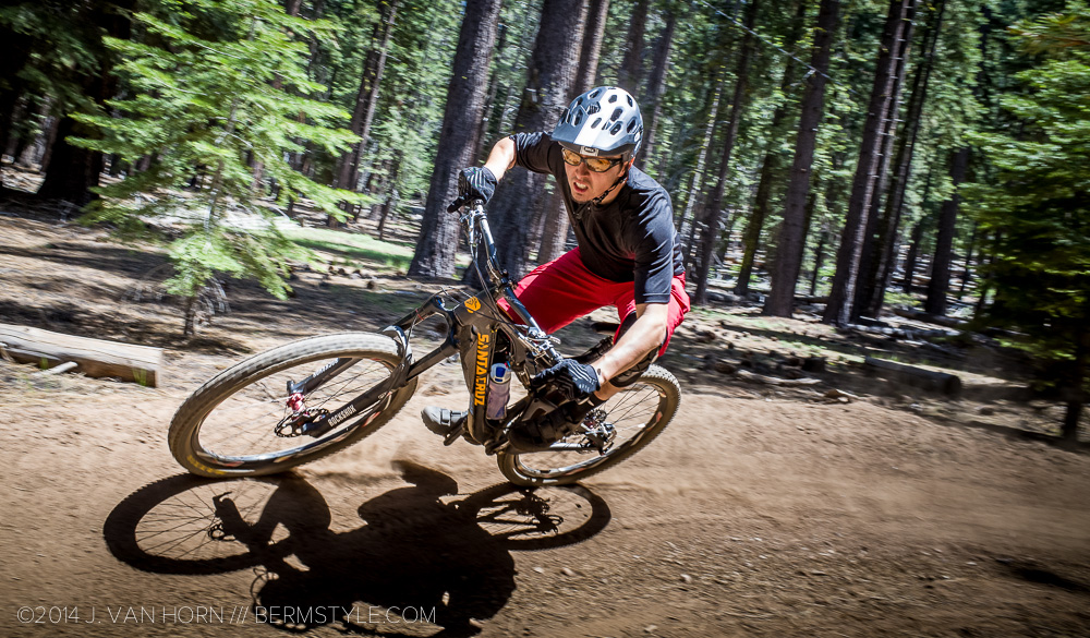 Riding the Corral Loop: South Lake Tahoe