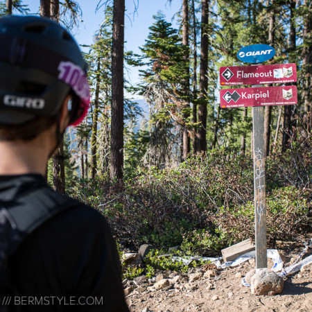 image for Trail Riding at the Northstar Bike Park