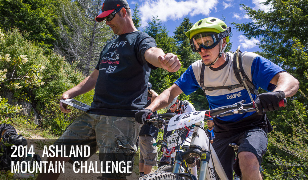 Racing the 2014 Ashland Mountain Challenge