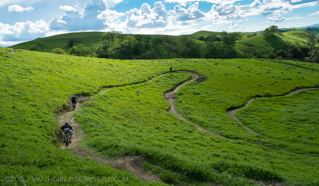 New Mountain Bike Friendly Multi-Use Trails at Crockett Hills Regional Park