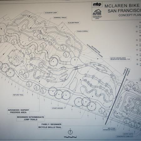image for MBP DIG: Fundraiser for the McLaren Bike Park