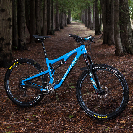 image for New Gear: 2016 Santa Cruz 5010 2.0 Carbon S — the Everyman Build