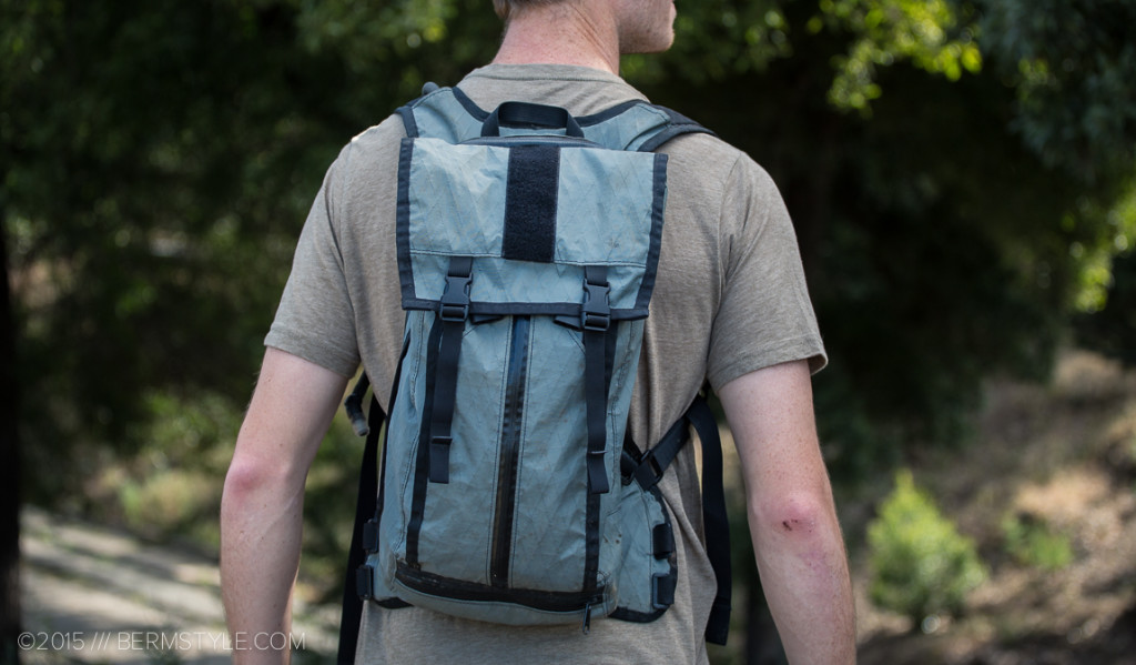 Review: Acre Supply Hauser Pack