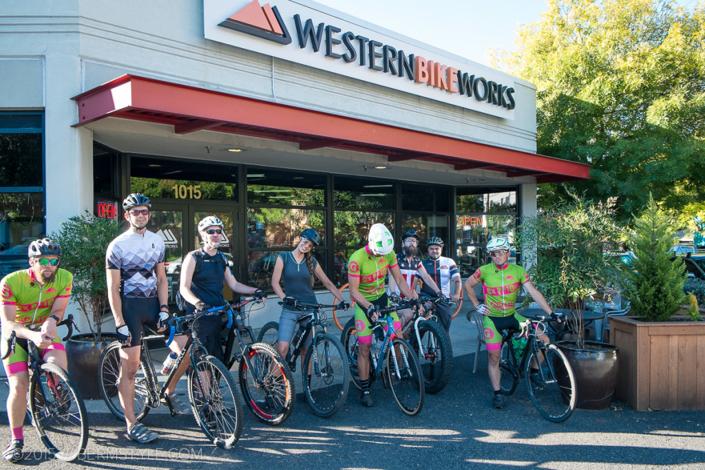 Bermstyle's Inga Beck Joins the Velotech/Western Bikeworks Marketing Team
