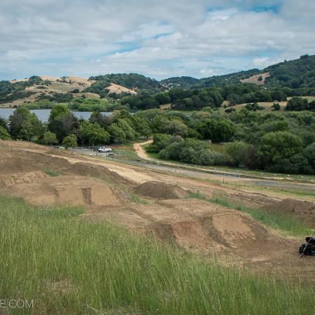 image for Stafford Lake Bike Park Update: Construction in Progress