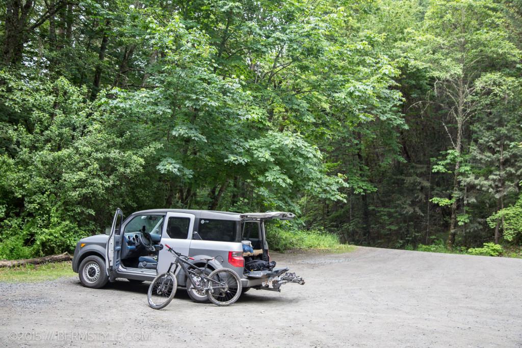 Our Honda Element Adventuremobile