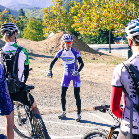 image for The Inga Chronicles: LUNA Chix MTB Clinic with LUNA Pro Catharine Pendrel