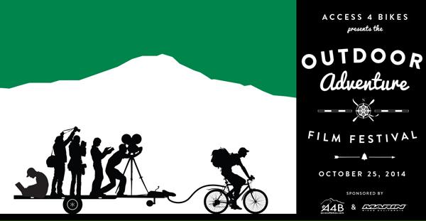 Access 4 Bikes Outdoor Adventure Film Festival