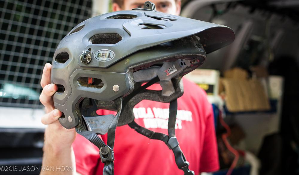 Review: Bell Super Helmet