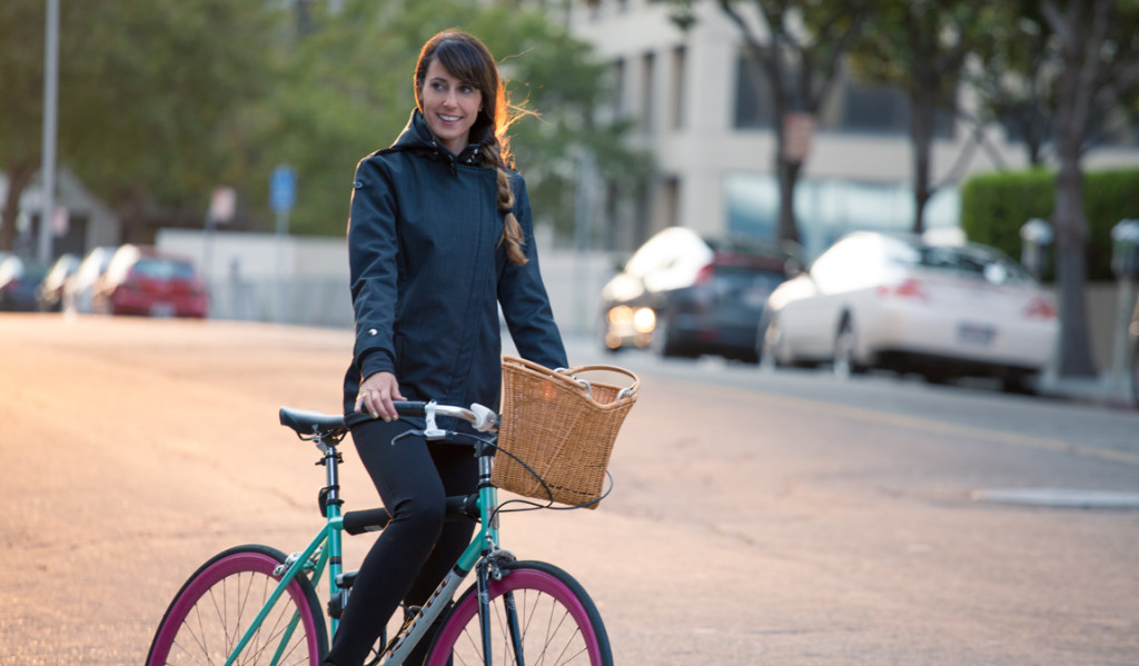 Betabrand Women's Bike to Work Jacket