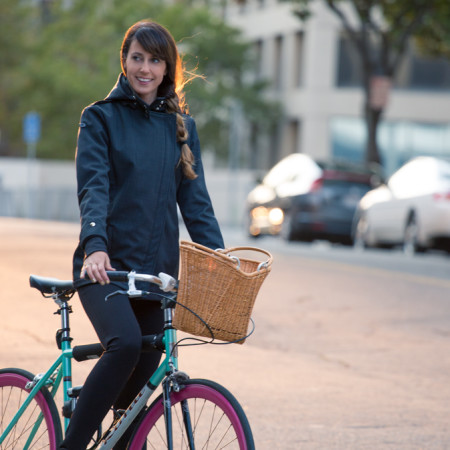 image for Betabrand Women's Bike to Work Jacket