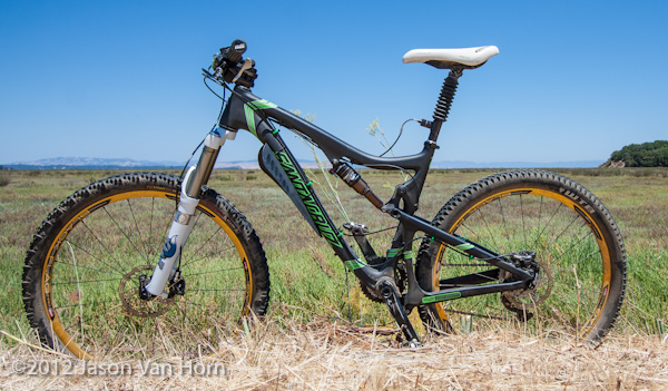 Santa Cruz Blur TRc Review: Part 1