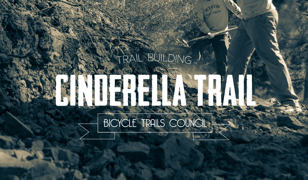 East Bay: Cinderella Trail Work day at Joaquin Miller Park