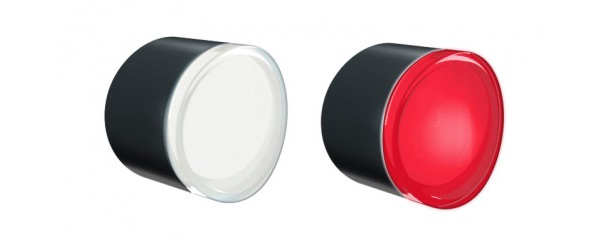 These new Magnetic Bike Lights look sweet