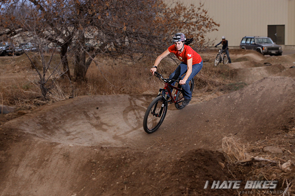 The Fix Pump Track: Boulder, Colorado