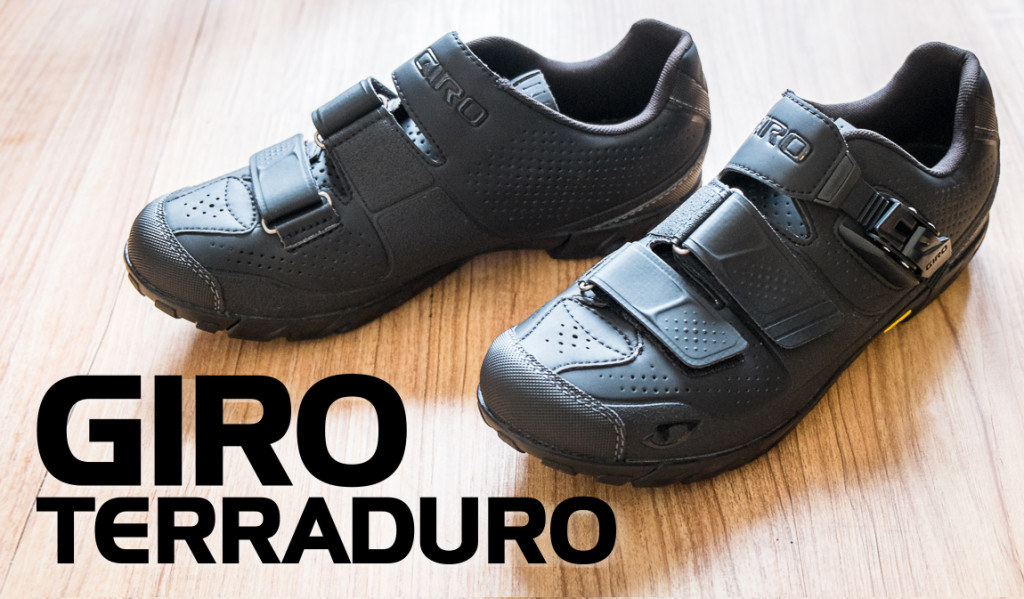 Review: Giro Terraduro Trail/ All Mountain Shoe