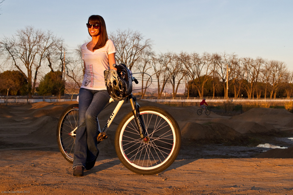 Style Check: Bike Park Style for the Ladies