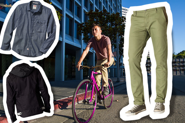 Levi's Updates Commuter Line with New Additions