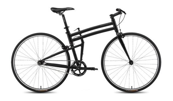 Montague Boston Folding 700c Single Speed Bike